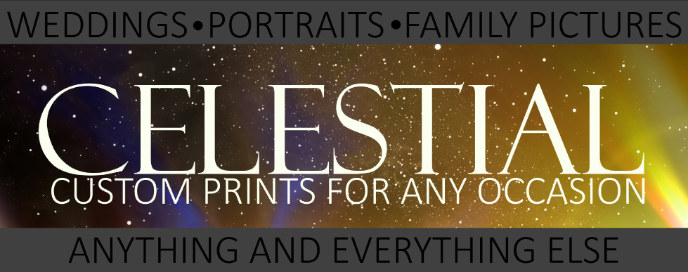 Celestial: Custom printing for any occasion