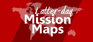 Lds Missions In California Map.Latter Day Mission Maps