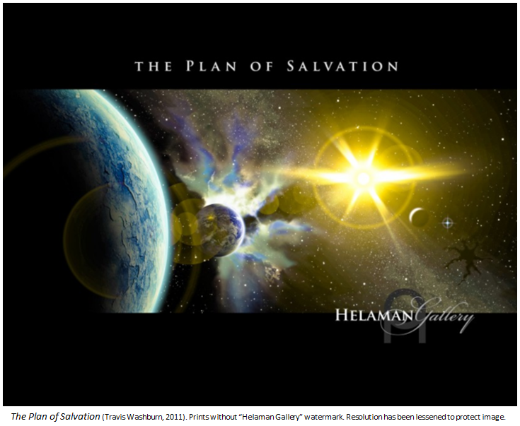 The Plan of Salvation - Travis Washburn